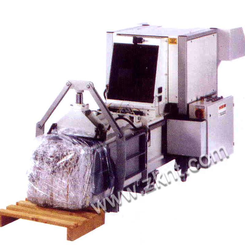 进口半自动打包机,海斯曼打包机,废纸打包设备