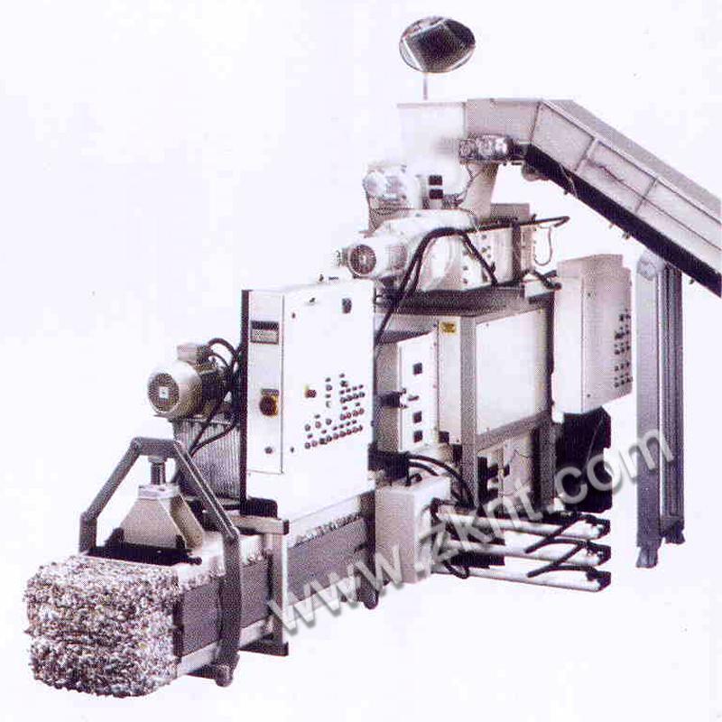 德国进口全自动打包机,KP100.1全自动压缩打包机