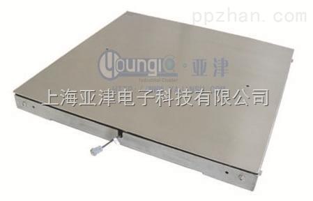 10T上海双层电子地磅食品
