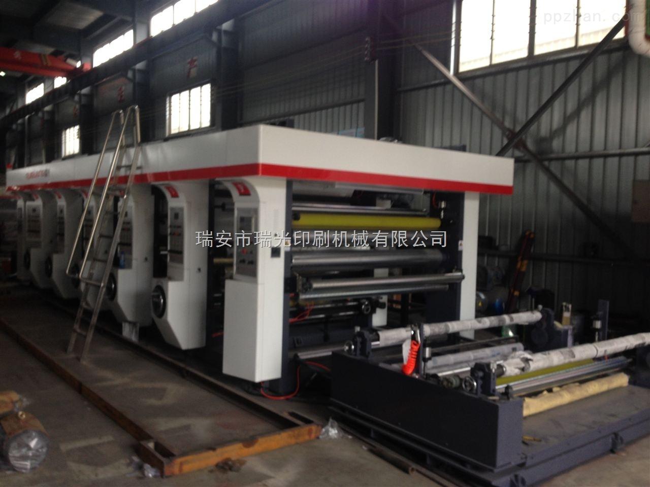 RGASY-1000B型-供应组合式凹版印刷机,高速组合式凹版印刷机厂家