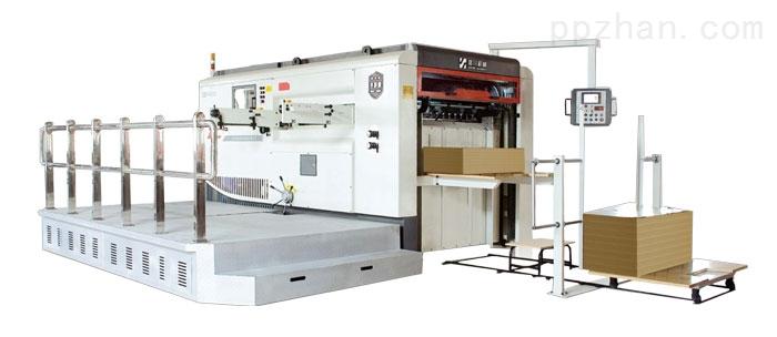 半自动平压平模切机MWB1050