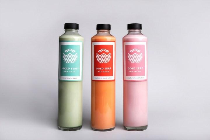 奶茶品牌和包装设计