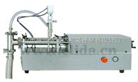 黄山依利达供应半自动液体灌装机*气动半自动液体灌装机*手持小口瓶等液位灌装机