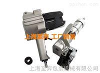 分离气动钢带打包机铁皮带 上海大拉力钢带捆包机