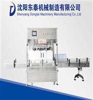 东泰机械 容易操作 全自动食用油灌装机